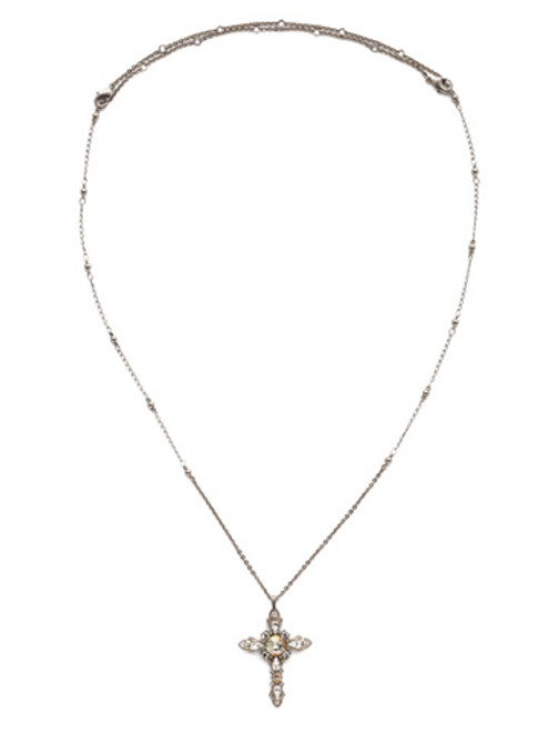 Sorrelli Crystal Envy Necklace NDS3ASCRE