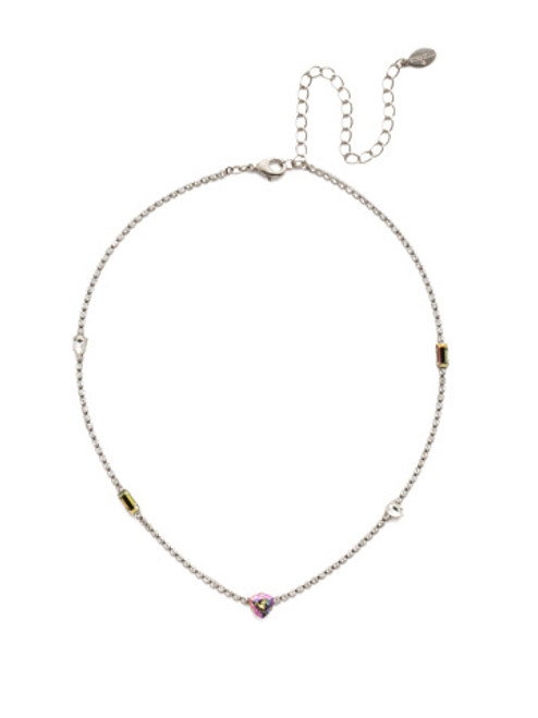 Sorrelli Crystal Envy Necklace NEP9ASCRE