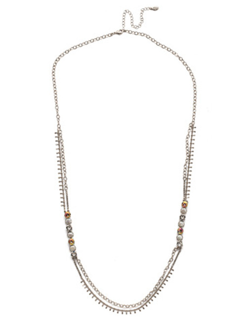 Sorrelli Crystal Envy Necklace NEP1ASCRE