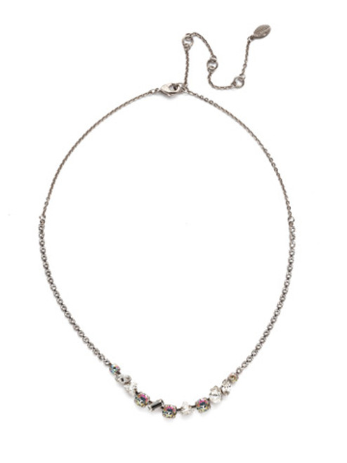 Sorrelli Crystal Envy Necklace NEK19ASCRE