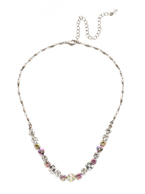 Sorrelli Crystal Envy Necklace NDX14ASCRE