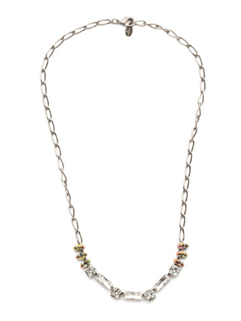 Sorrelli Crystal Envy Necklace NEP17ASCRE