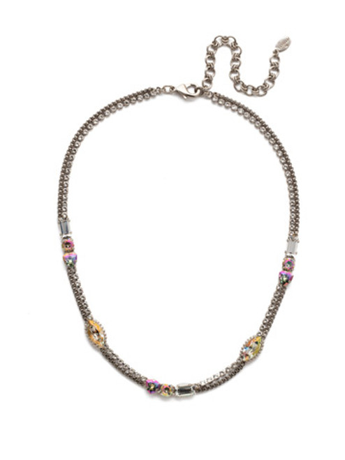 Sorrelli Crystal Envy Necklace NEP14ASCRE