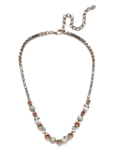 Sorrelli Crystal Envy Necklace NEP3ASCRE