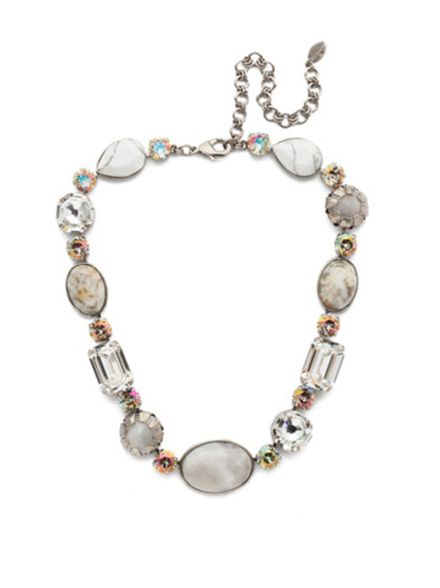 Sorrelli Crystal Envy Necklace NEP57ASCRE