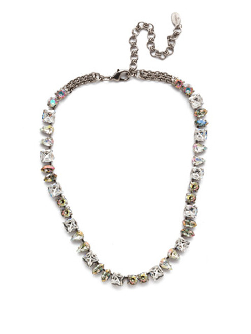 Sorrelli Crystal Envy Necklace NEP16ASCRE
