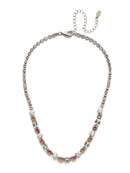 Sorrelli Crystal Envy Necklace NEP13ASCRE
