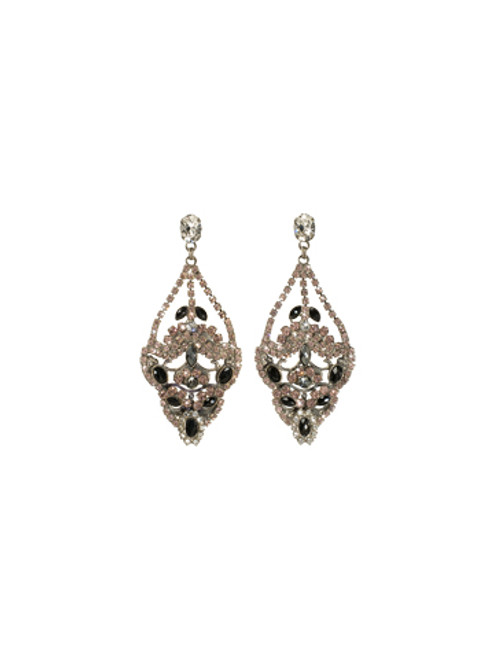 **SPECIAL ORDER**SORRELLI French Blush Crystal Earrings~EBP20ASFB