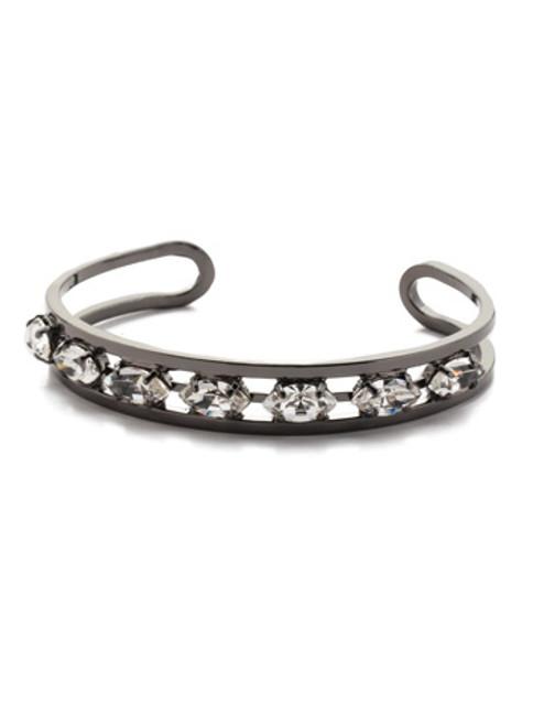Sorrelli Midnight Moon Vera Cuff Bracelet~ BEP6GMMMO
