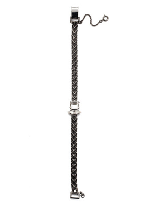 Sorrelli Midnight Moon Giselle Tennis Bracelet~ BEP15GMMMO