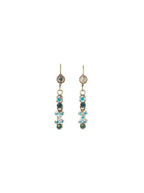 Sorrelli Smitten Crystal  Earrings ~EBP74AGSMI