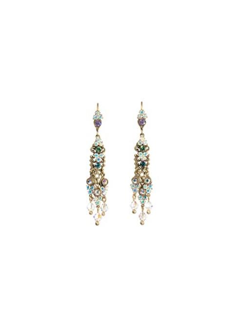 **Made To Order** Sorrelli Smitten Crystal Earrings ~EBN98AGSMI