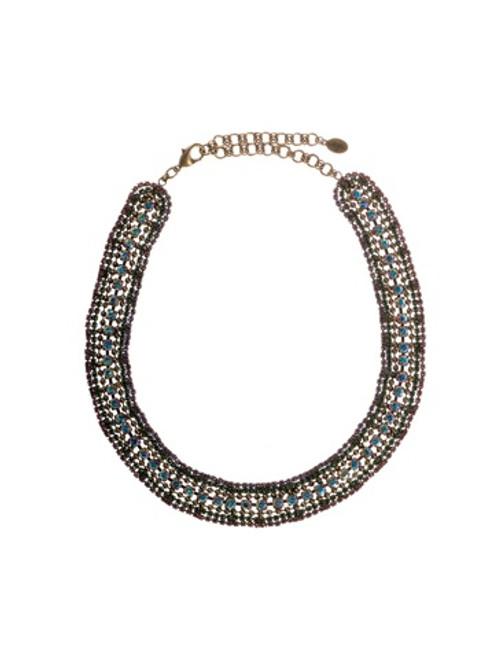 Sorrelli Smitten Classic Crystal Necklace~NBU3AGSMI