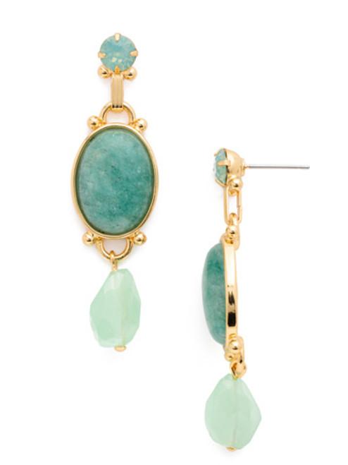 SORRELLI Pacific Opal Crystal Earrings EDJ1BGPAC