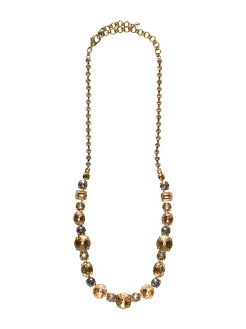 Raw Sugar Crystal Necklace