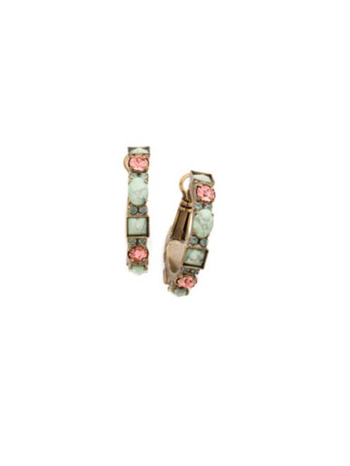 Sorrelli Gem Pop Crystal Earrings EDK13AGPOP