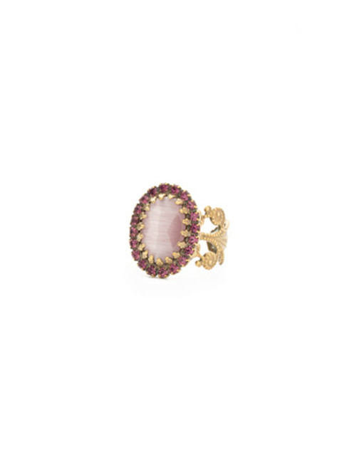 **SPECIAL ORDER**ROYAL PLUM RING BY SORRELLI~RDX15AGROP