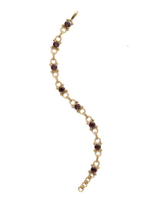 *SPECIAL ORDER* Sorrelli- Mahogany Crystal Bracelet~ BDH5AGM