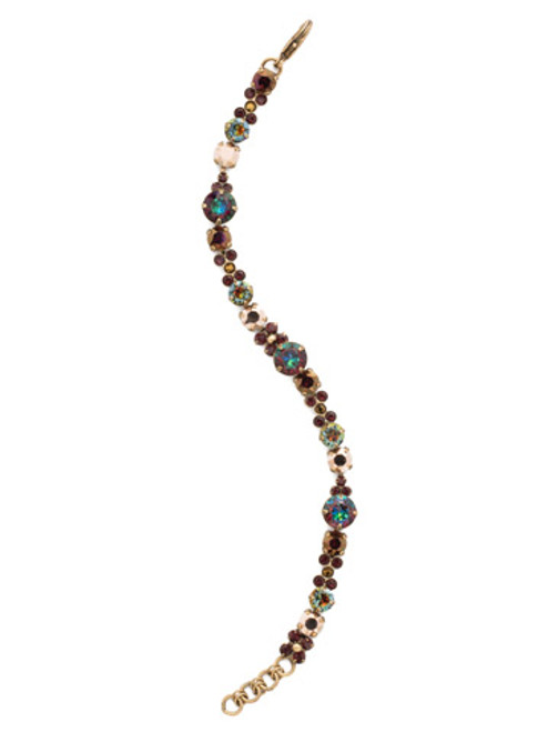 *SPECIAL ORDER* Sorrelli- Mahogany Crystal Bracelet~BDK10AGM
