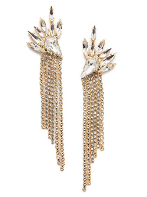 SORRELLI TAYSHIA  STATEMENT EARRINGS ~4EEP34BGCRY