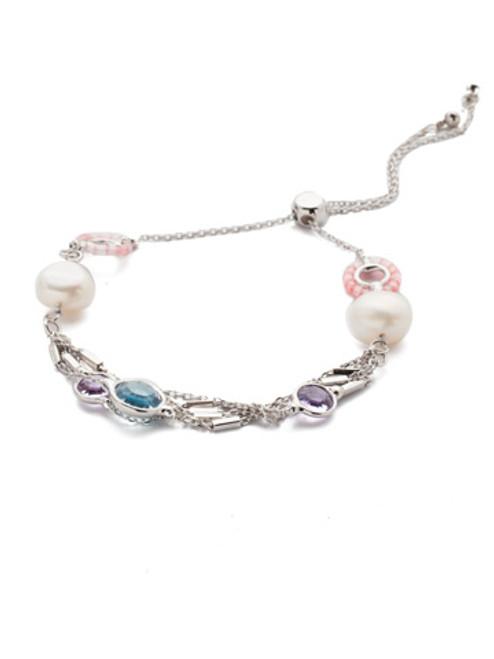SORRELLI TULIP- Luminous Slider Bracelet~ BEK2RHTUL