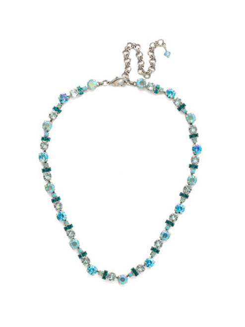 SORRELLI- SWEET MINT CRYSTAL NECKLACE- NDU1ASSMN