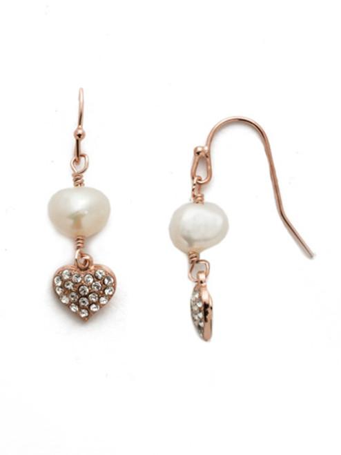 Sorrelli Pippa Crystal Dangle Earrings ~ EEM6RGCRY