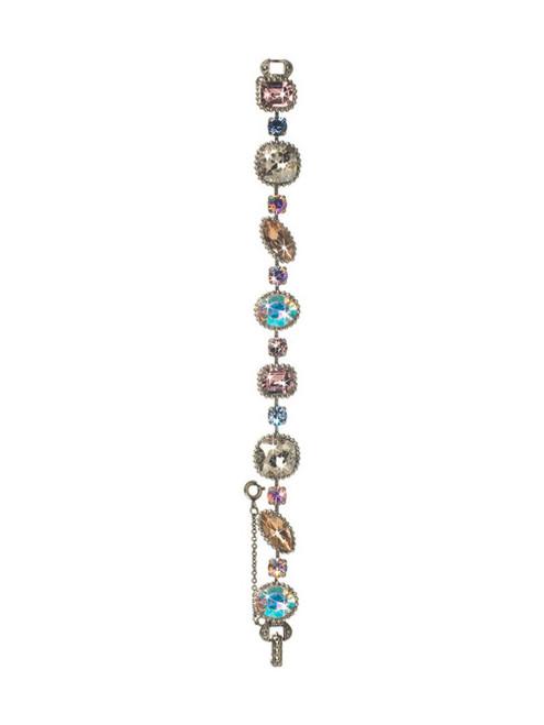 Sorrelli DIXIE- Cushion Cut Crystal Bracelet~ BBX10ASDX
