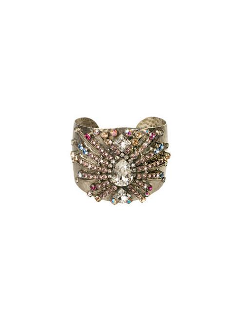Sorrelli DIXIE- Sparkling Spectacle Cuff Bracelet~ BCQ15ASDX