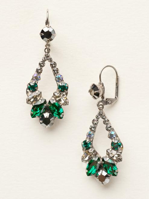 Sorrelli- Viridescence Adornment Earrings- ECQ29ASVR