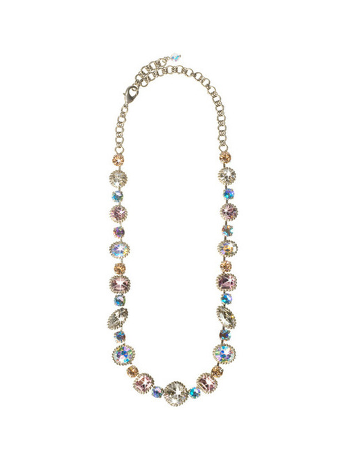 Sorrelli DIXIE- Lavish Life Tennis Necklace~ NCP37ASDX