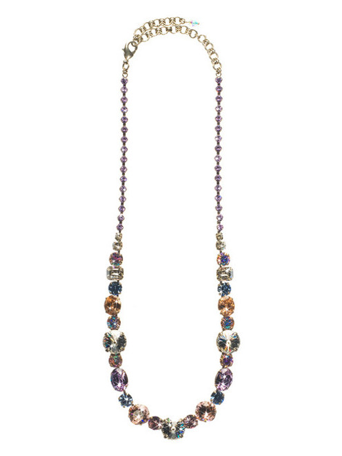 DIXIE CRYSTAL NECKLACE BY Sorrelli NCP38ASDX