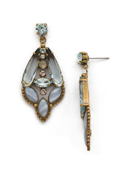 SORRELLI~WASHED PASTEL Brilliant Boho Earrings- EDN97AGWP