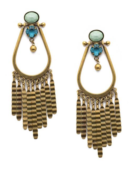 SORRELLI~WASHED PASTEL Theia Statement Earrings- EDY34AGWP