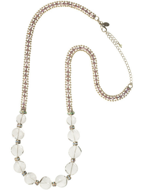 Sorrelli DIXIE- Luxurious Long Strand Necklace~ NCP39ASDX