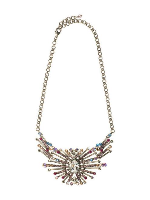 Sorrelli DIXIE- Sparkling Spectacle Crystal Necklace~ NCQ15ASDX
