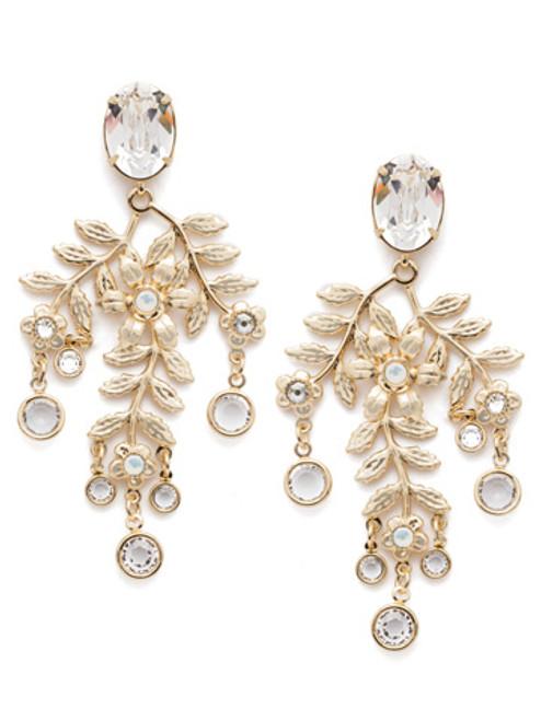 Sorrelli Crystal Lace- One Of A Kind Earrings~ EEG2BGCLA