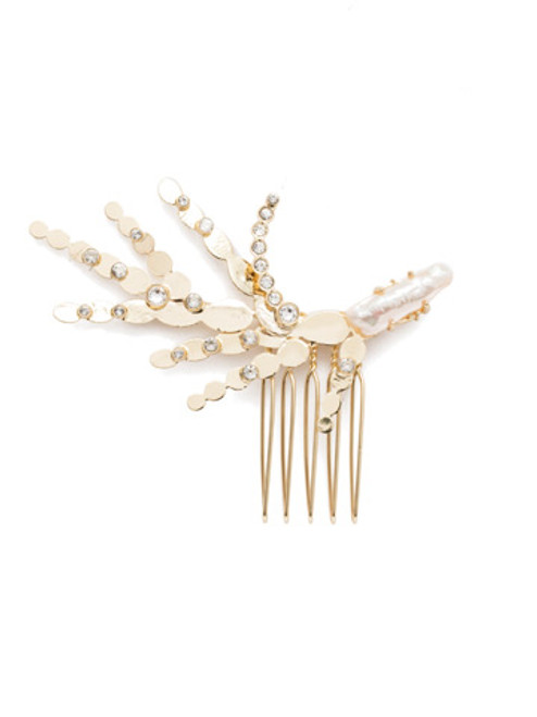 CRYSTAL LACE HAIR PIN BY SORRELLI~HEG9BGCLA