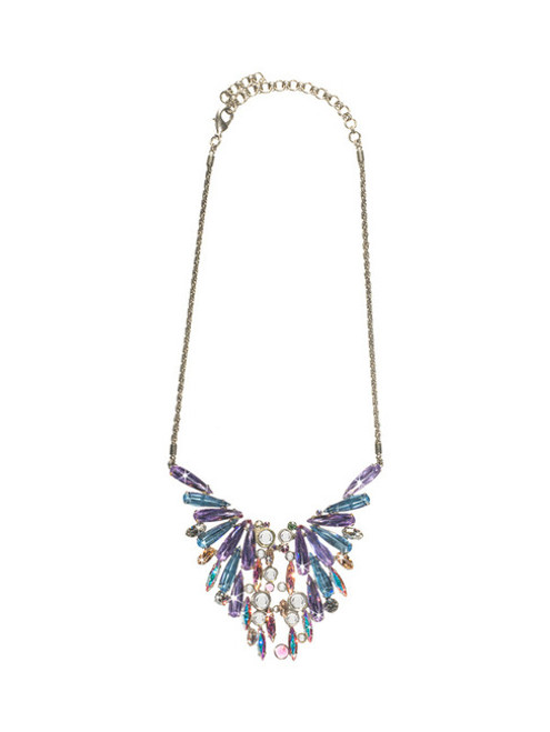 Sorrelli DIXIE- Winging It Crystal Necklace~ NCN18ASDX