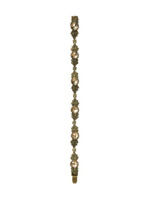 Sorrelli- Water Lily- Crystal Petal Bracelet~ BCJ5AGWL