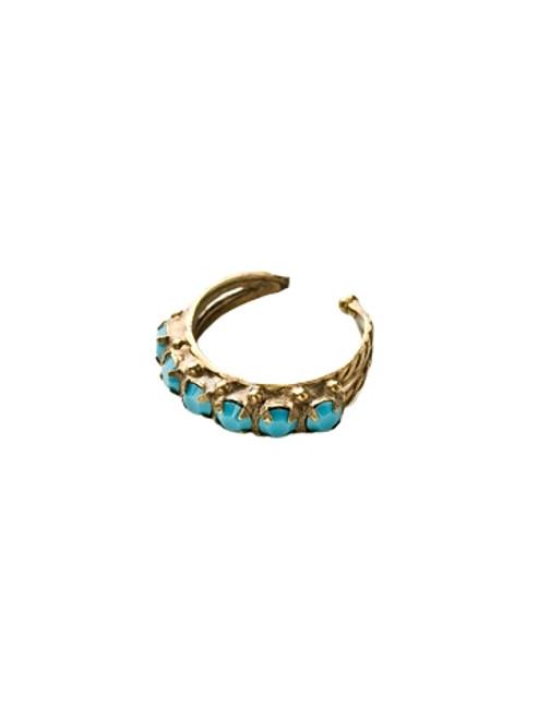 Sorrelli Azure Allure- Slim Crystal Ring~ RCR111AGAZ