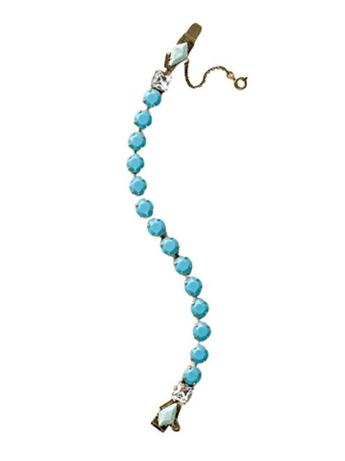 Sorrelli Azure Allure-Belle of the Ball Bracelet~ BCQ1AGAZ