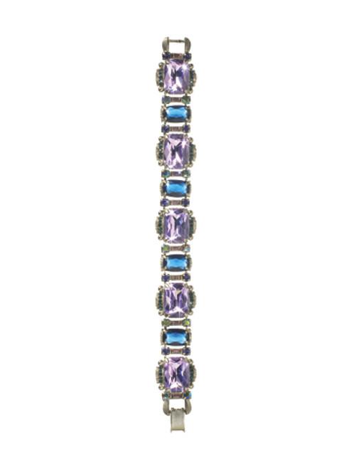 Sorrelli HYDRANGEA-Royalty Bracelet~ BCK4ASHY