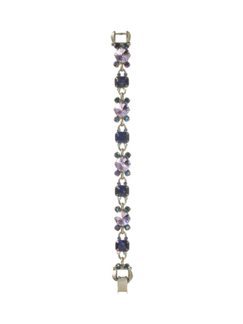 Sorrelli HYDRANGEA-Punctuated Glamour Bracelet~ BCL15ASHY
