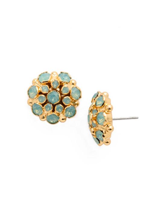 Sorrelli- Pacific Opal- Rockin' Rose Earrings~ECQ30BGPAC