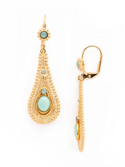 Sorrelli- Pacific Opal- Resort One Of A Kind Earrings~ EBW29BGPAC