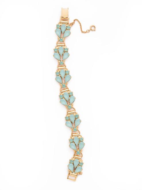 Sorrelli- Pacific Opal-Triple Threat Classic Bracelet~ BCP18BGPAC