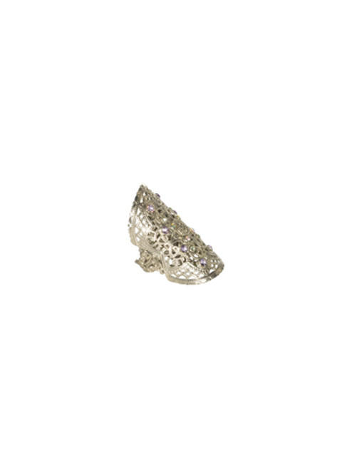 Sorrelli- CUPCAKE-Crystalized Filigree Ring~ RCP11ASCUP