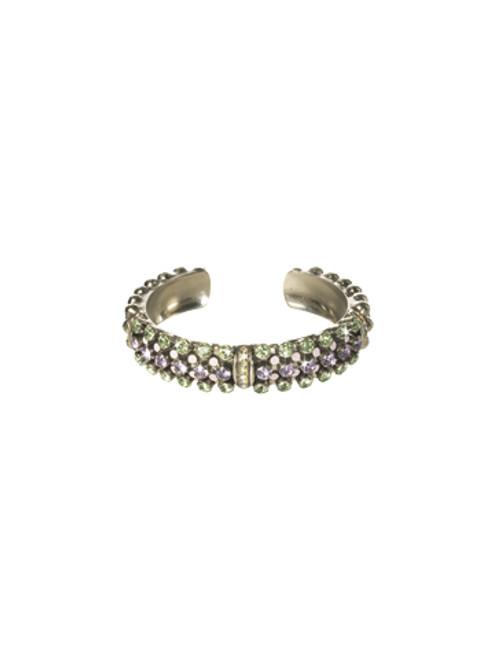 Sorrelli CUPCAKE-Wistful Wrist Cuff Bracelet~ BCN200ASCUP