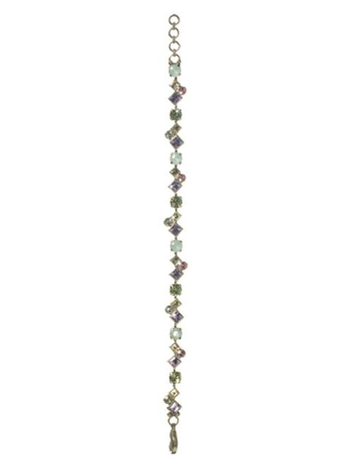 Sorrelli CUPCAKE-Elegant Moves Tennis Bracelet~ BCM15ASCUP